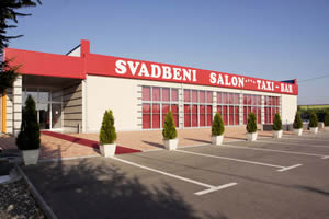 Svadbeni salon Taxi-bar Gradiška